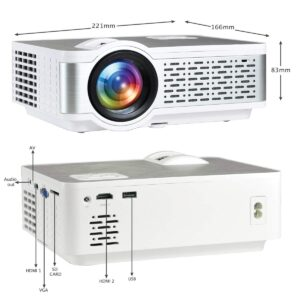 Top 6 Best Home Theater Projector in India