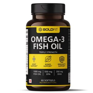 Fish oil which brand is best in India