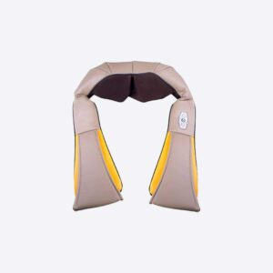 Shiatsu Neck and back massager with heat In India